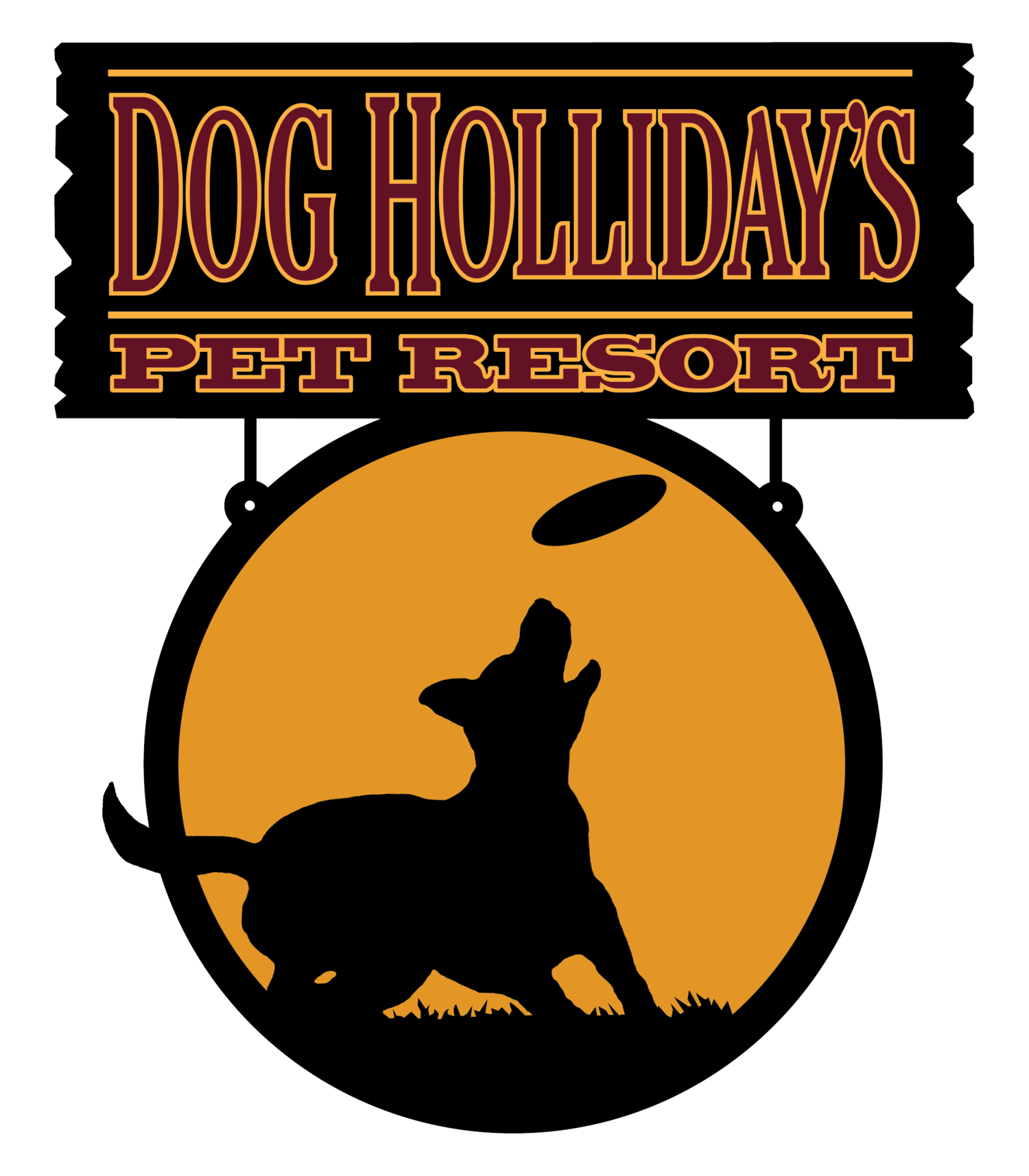 Dog Holliday's Pet Resort
